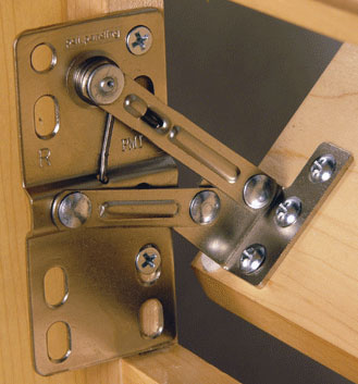 230sh10 Tip Out Hinges For Sink Front Storage Trays