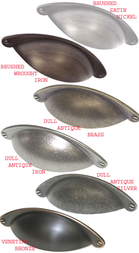 1270 Door Pull In Brushed Satin Nickel Wrought Iron Dull Antique Br Silver Venetian Bronze